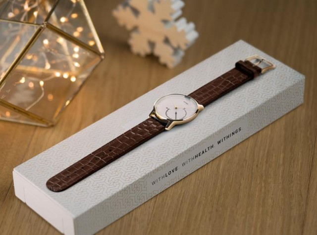 withings steel gold