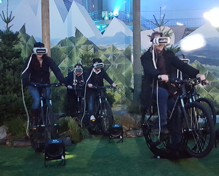 [Edito]  La VR immersive et la vidéo à 360° prennent enfin du sens grâce à #SamsungLifeChanger