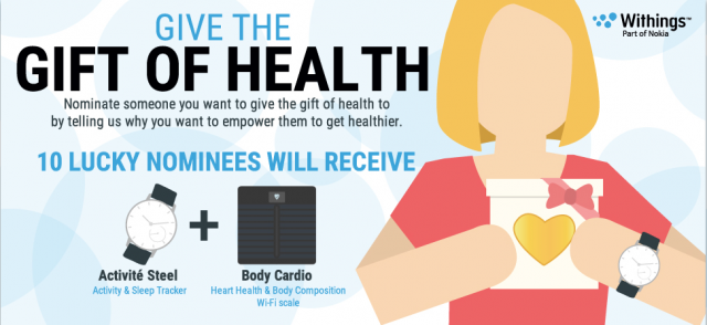 concours Withings
