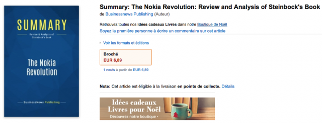 Summary: The Nokia Revolution