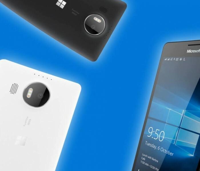 [Concours]  Tentez de gagner un Lumia 950 XL avec Microsoft & Rue du Commerce