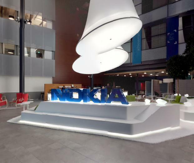 Le siège de HMD Global situé à côté de celui de Nokia