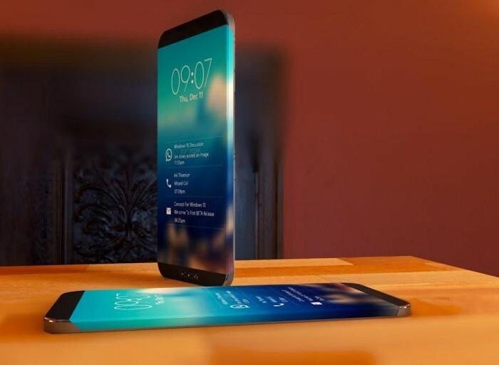 [Concept]  Nokia Edge : un smartphone bluffant !