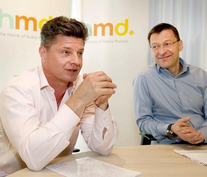 HMD déjà 11ème fabriquant sur les smartphones en Europe