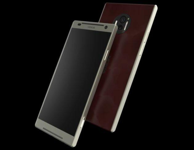 [Concept]  Un Nokia C1 sous Android aux allures de Lumia 830 / 1020