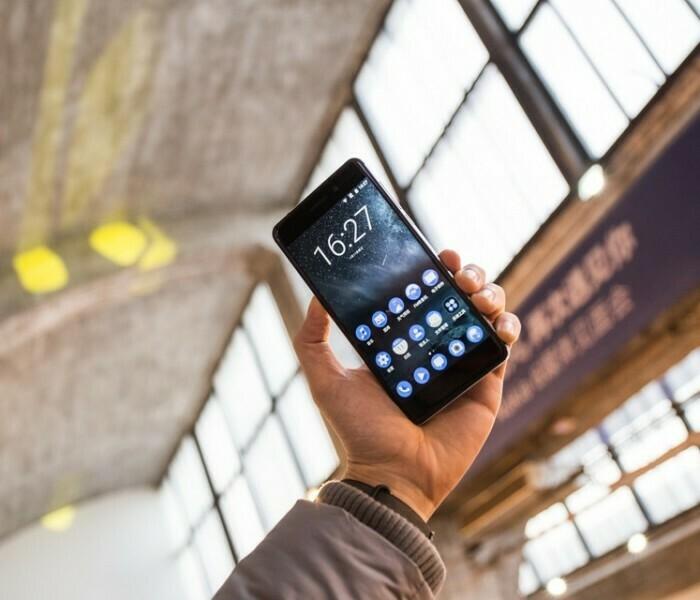 Déjà près d'1 million de précommandes pour le Nokia 6