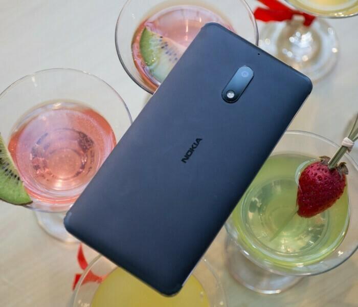Des Nokia 6 en vente sur AliExpress