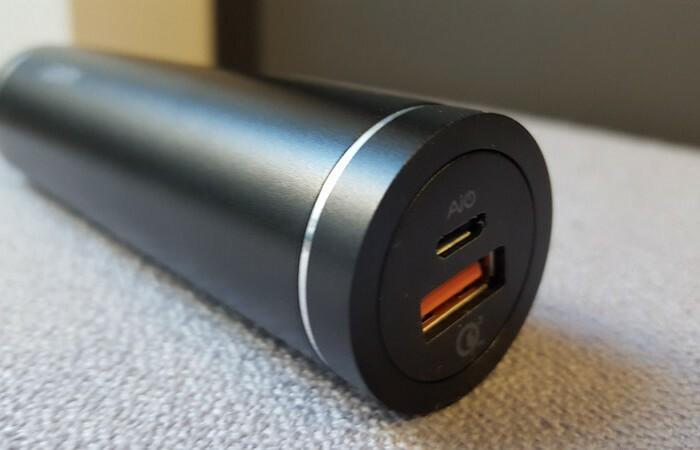 [Accessoire]  Test de la batterie externe AUKEY Quick Charge 3.0 5000mAh