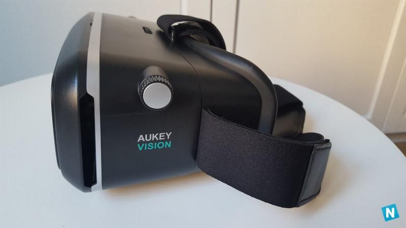 Aukey casque vr-4