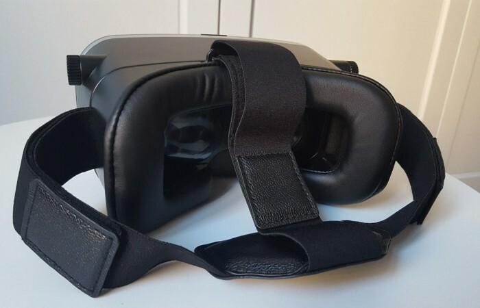 Test du casque de Réalité Virtuelle de Aukey