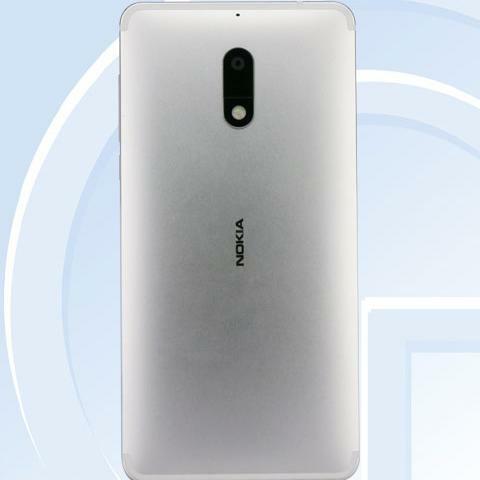 Le Nokia 6 Argent se montre sur TENAA