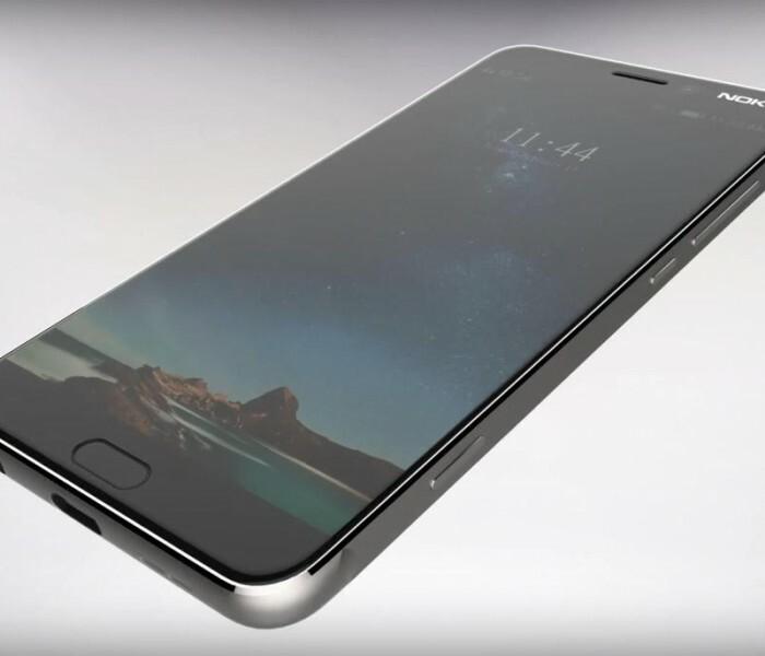 [Vidéo]  Concept intéressant du Nokia P1