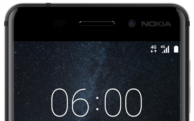 Nokia 6 Android Front
