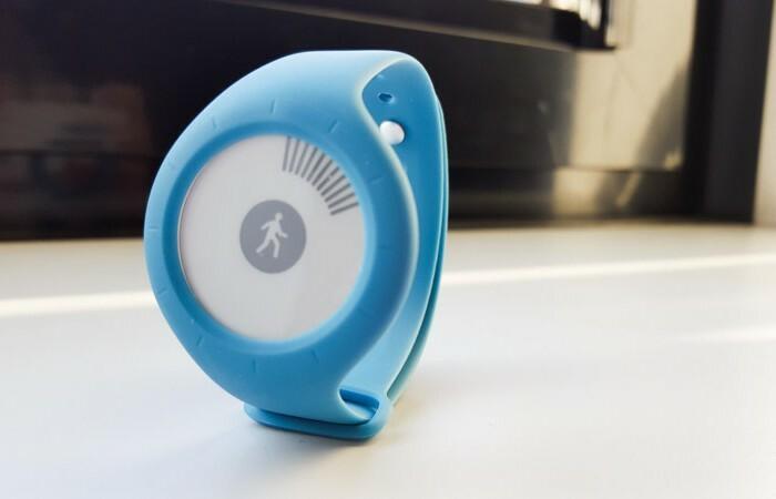 [Test]  Photos et déballage du Withings Go, le bracelet de suivi d'activité de Nokia
