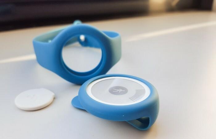 Test du Withings Go, le bracelet d'activité à 8 mois d'autonomie