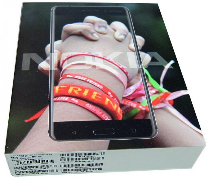 Découvrez l'intérieur du Nokia 6