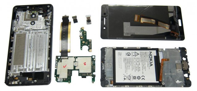 HMD Nokia 6 Android 8