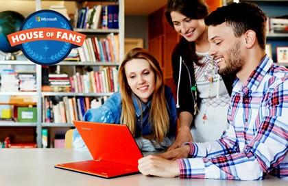 Découvrez House Of Fans, le programme dédié aux Fans de Microsoft