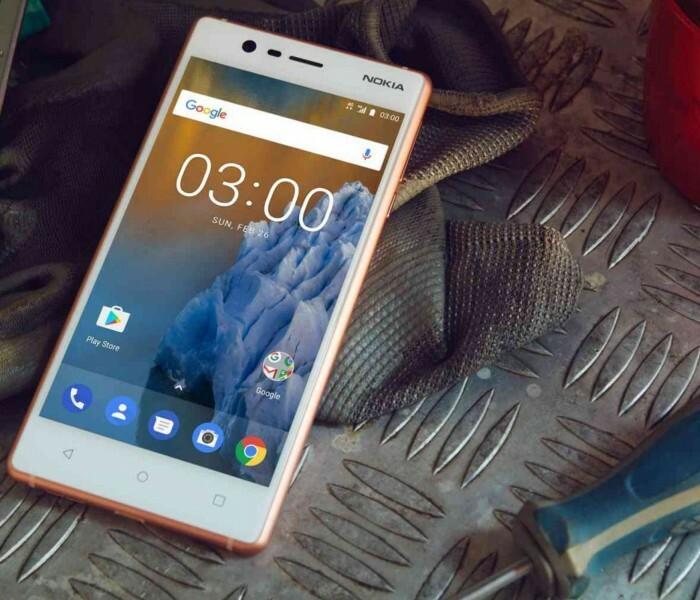Nokia 3, Nokia 5, et Nokia 3310 pour mai ?