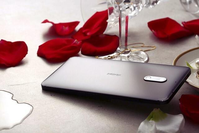 Nokia 6 Android Saint Valentin -6-13