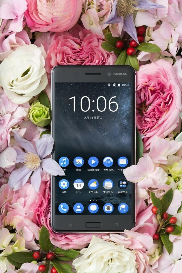 Nokia 6 Android Saint Valentin -6-2