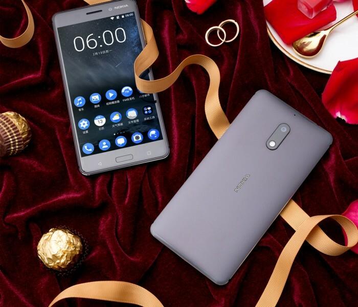 Encore un lot de Nokia 6 vendu en un rien de temps !