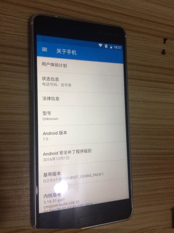 Nokia 6 Argent 2