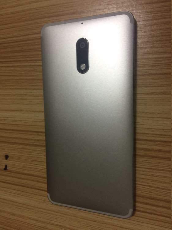 Nokia 6 Argent 3