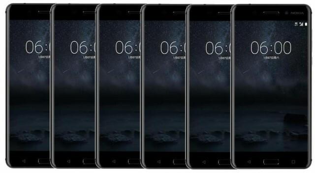 Nokia 6 x 6