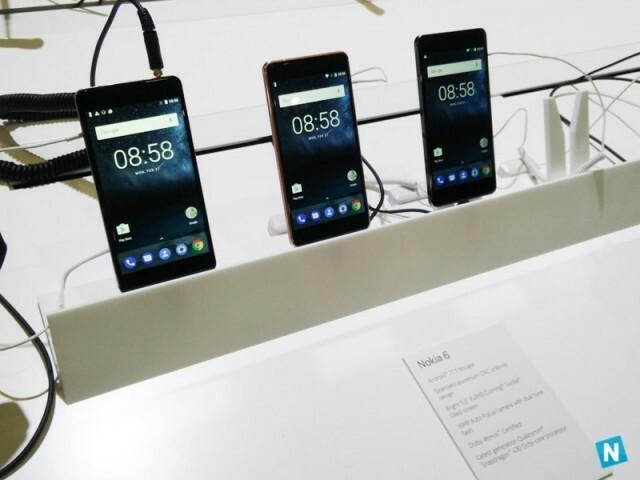Nokia MWC 2017-2