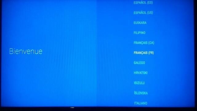 XIAOMI MI BOX TV ANDROID 6 Installation