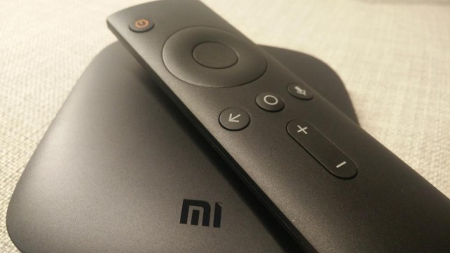 Xiaomi Mi Box TV Android BOX TEL