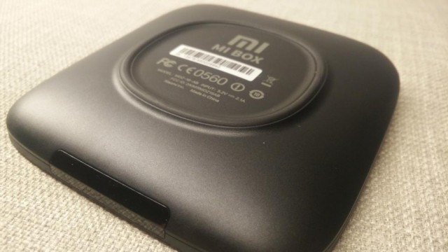 Xiaomi Mi Box TV Android BOX UNDER