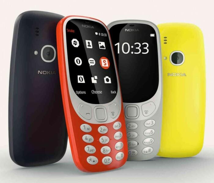 Le Nokia 3310 disponible en Allemagne dès le 26 mai