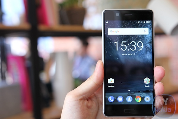 Nokia 5 disponible chez Orange et Sosh