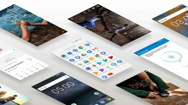 nokia 6 android ecrans
