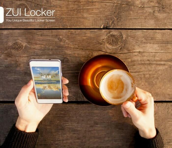 [App]  Découvrez ZUI Locker pour personnaliser votre lockscreen sous Android