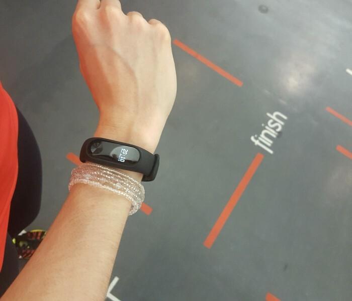 Test du Xiaomi Mi Band 2, le bracelet connecté à prix mini