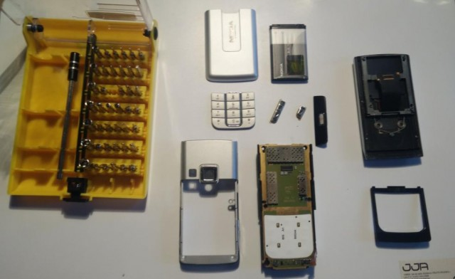 4 Nokia 6270 JACKLY 6089 A GearBest