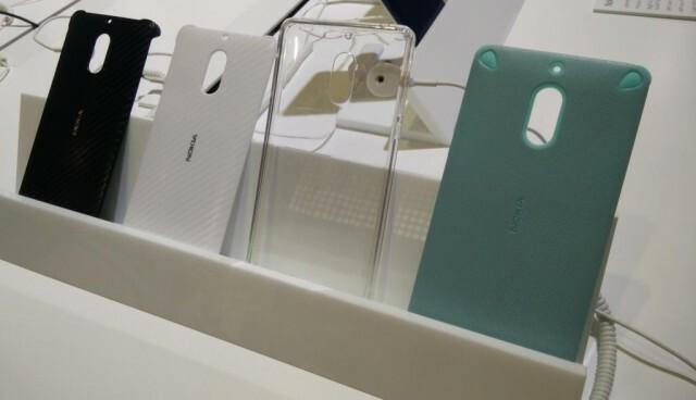 Coques Officielles Nokia 1