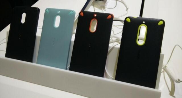 Coques Officielles Nokia 2