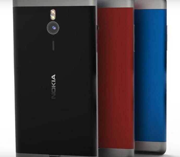 Vidéo d'un concept de Nokia 1 par Concept Creator