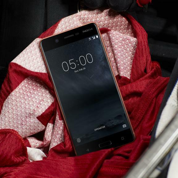 Offre spéciale sur le Nokia 5 chez Orange et Sosh