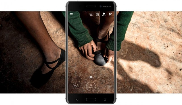 Nokia 6 Foot
