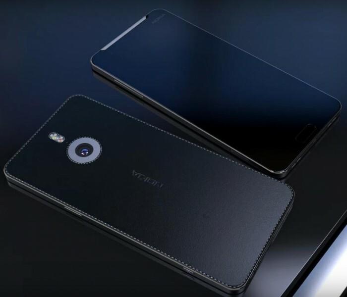 Concept Creator nous fait encore rêver avec le Nokia C9