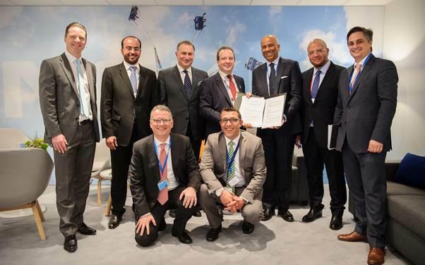 Nokia et Zain Saudi Arabia ont signé un protocole d'accord pour travailler ensemble sur le développement de 5G