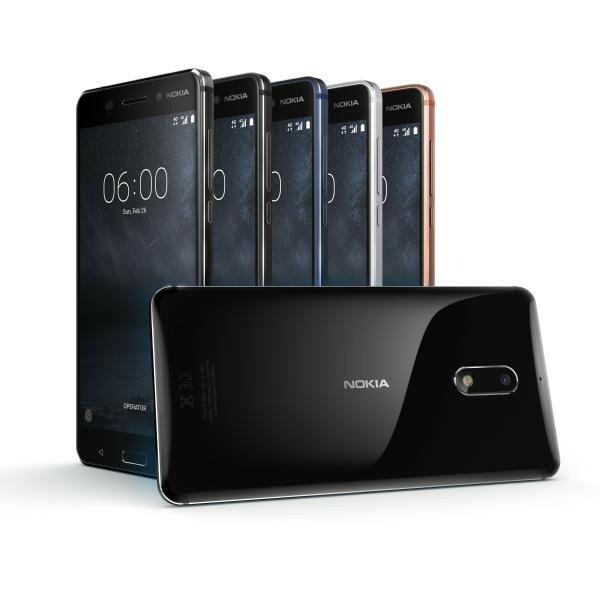 Nokia 6 à 249,90€ chez Rue du Commerce