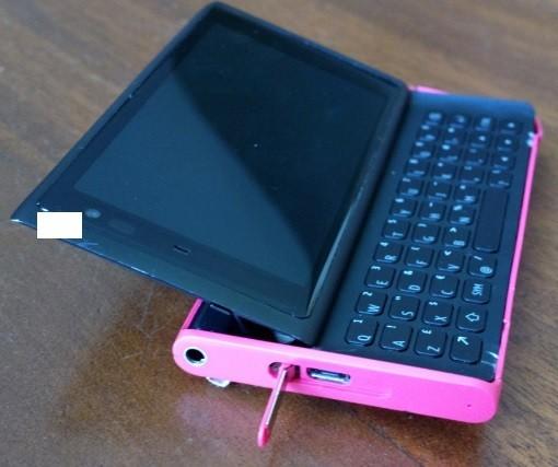 Photos d'un prototype annulé de Nokia Lauta RM-742 (2011)