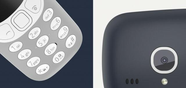 Nokia 3310 boutons APN