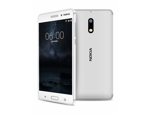 Nokia 6 blanc disponible dès le 11 avril en Chine